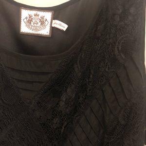 Juicy Couture Black Dress Size 4